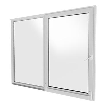 Drzwi tarasowe PCV